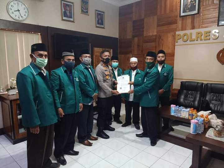 PDNW Sosialisasikan SK Terbaru ke Forkopimda