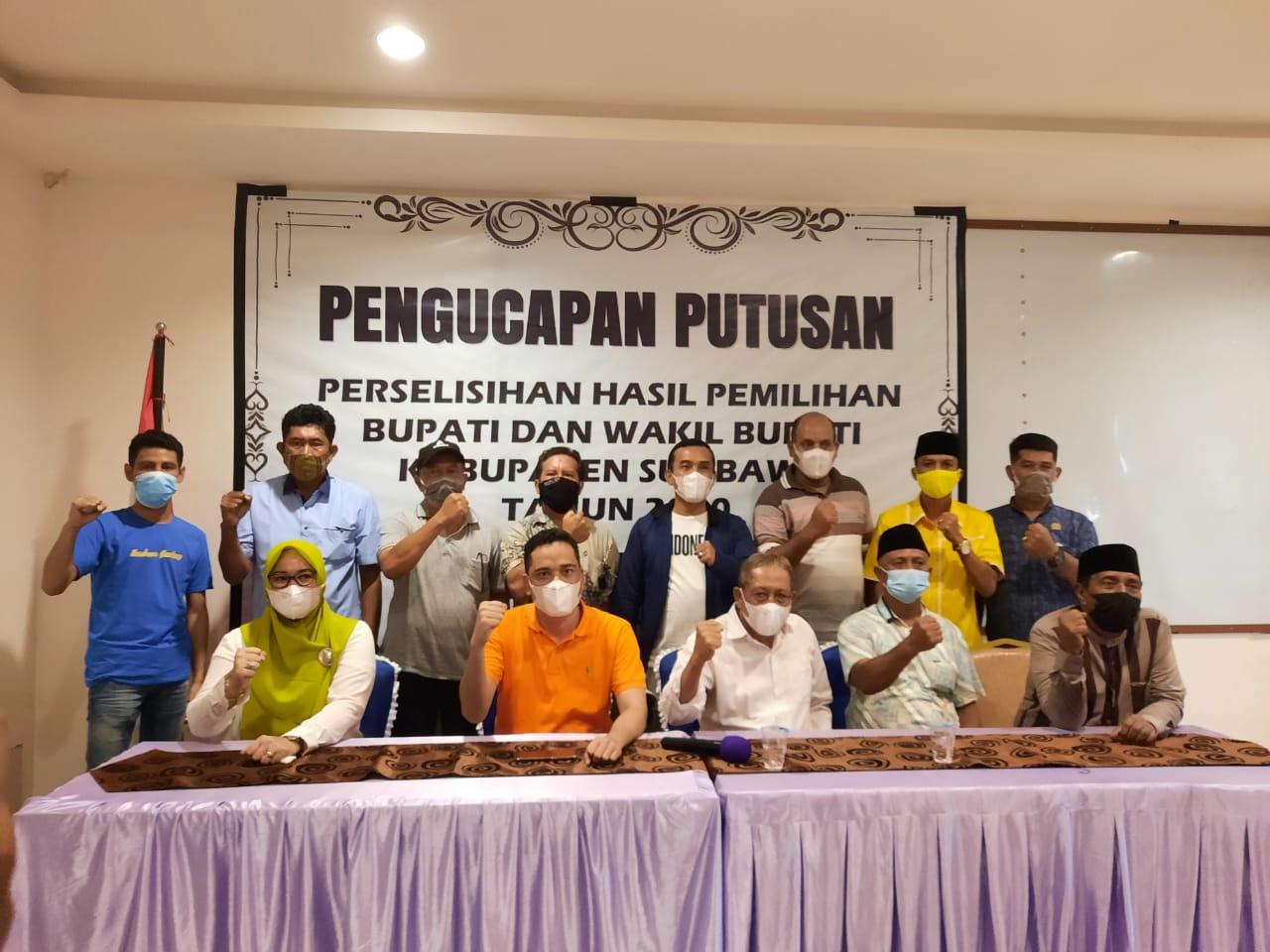 Ini Putusan MK untuk Pilkada Sumbawa