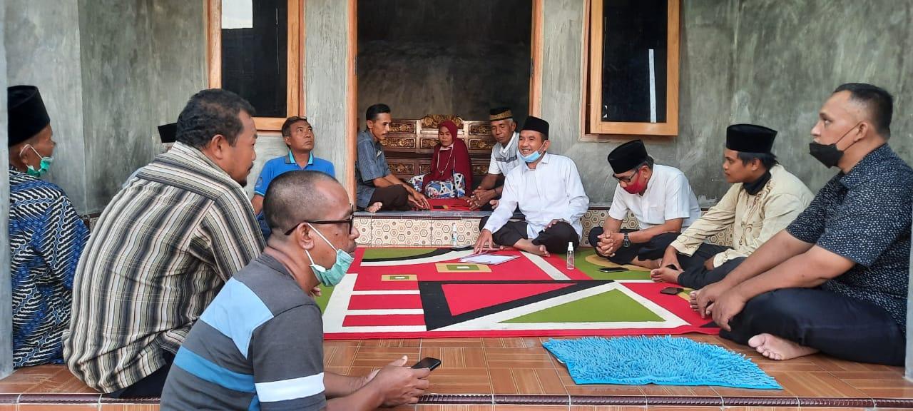 Pererat Silaturahmi, Waka Ansori Adakan Buka Bersama di Rumah Warga