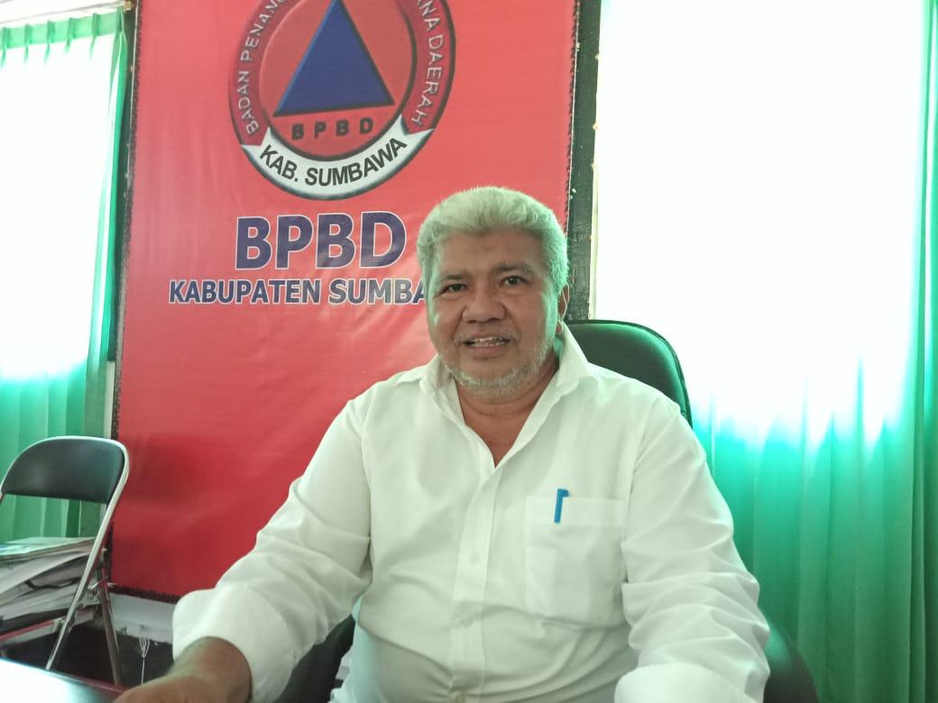 BPBD Sumbawa Imbau Warga di Bantaran Kali Tetap Waspada