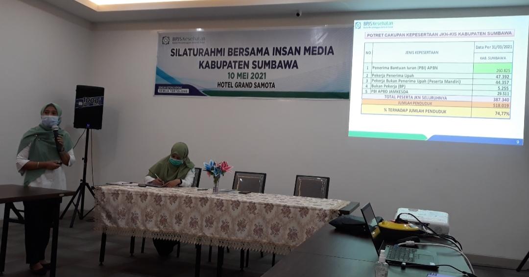 Di Kabupaten Sumbawa, BPJS Kesehatan Sudah Bayar Segini