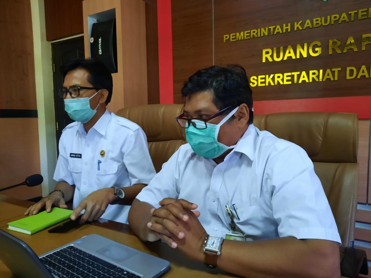 Vaksinasi Lansia Capai 3.389 Orang di Sumbawa