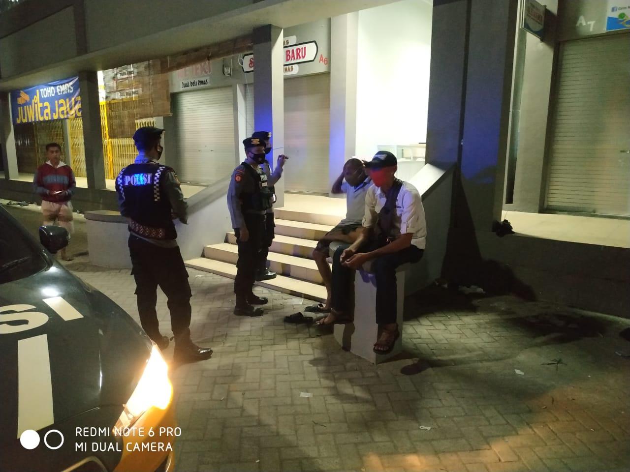 Curanmor Jangan Coba-coba, Polisi Aktif Patroli