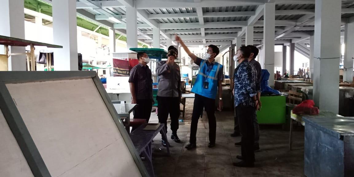 Pedagang Mau Pasang Listrik, Tidak Perlu ke PLN, Ada Pos Pelayan di Pasar