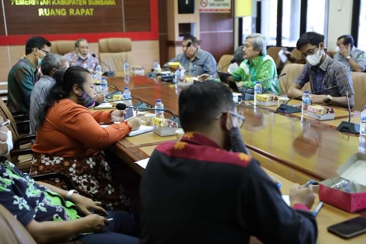 PLTSa akan Dibangun di Sumbawa