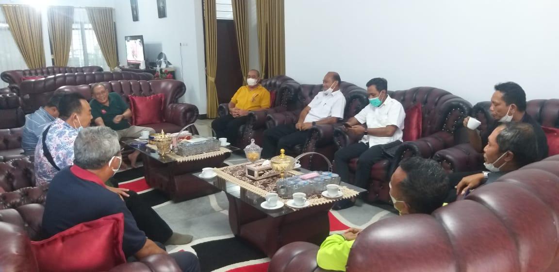 Dirjen Perikanan Budidaya KKP RI Survei Lokasi Shrimp Estate di Sumbawa