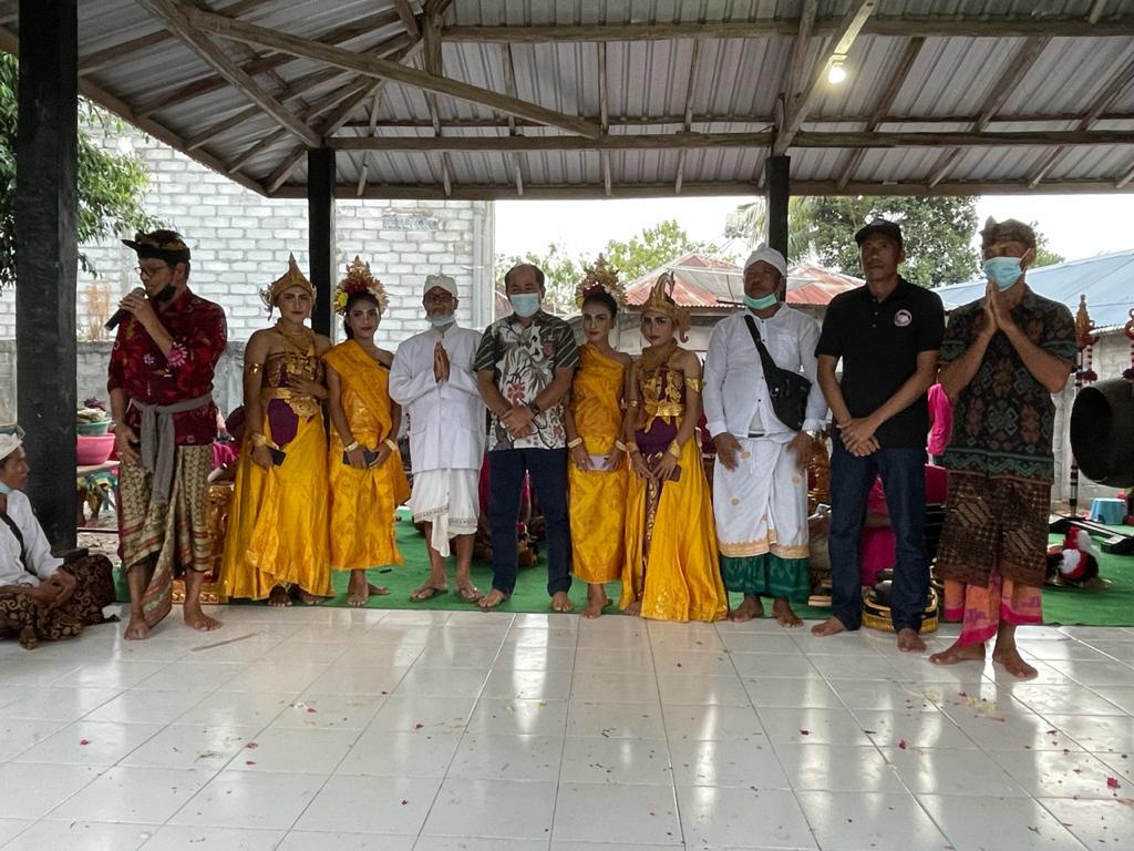 Bantu Yatim dan Janda di Labangka, Rafiq Alokasi Rp 250 Juta di Sabedo