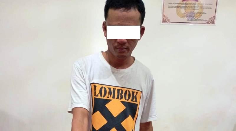 Baru dari Lombok, Warga Alas Barat Dibekuk Polisi