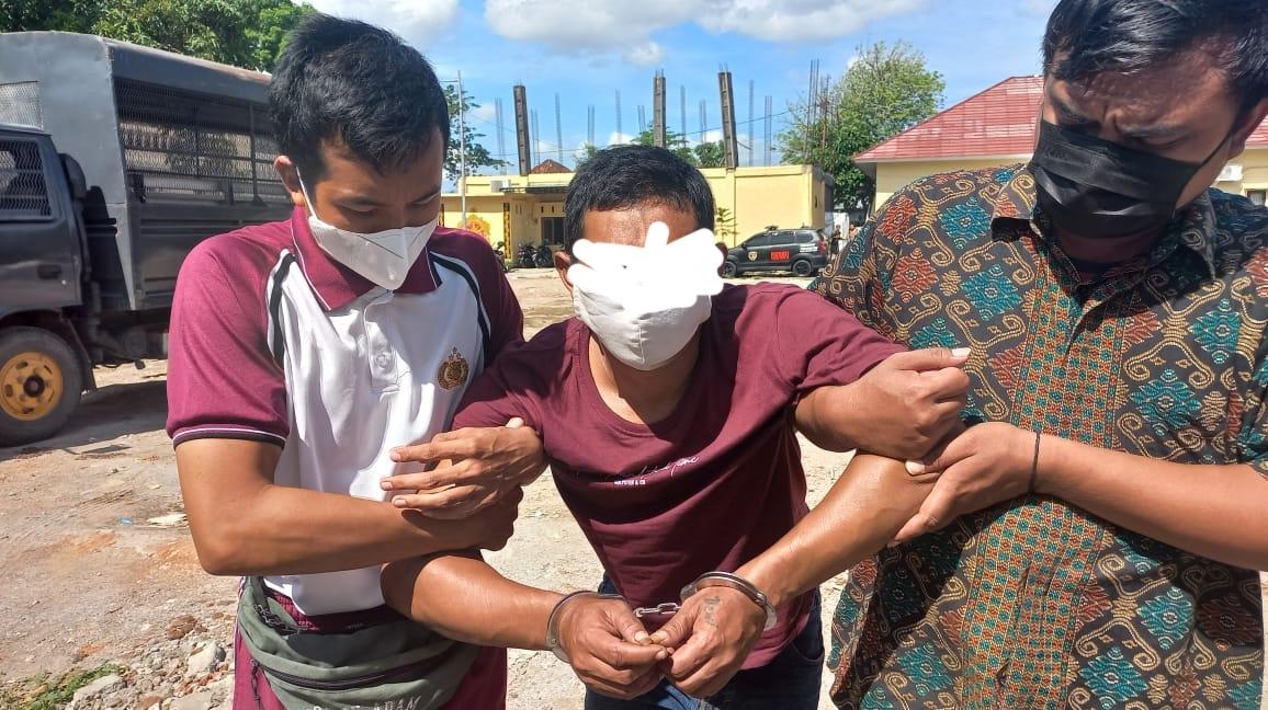Leher dan Perut Pemilik Lesehan di Lunyuk Robek Terkena Parang Terduga Pelaku